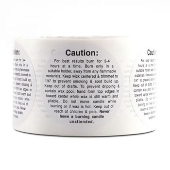 Warning/ Caution Labels (Pillar)