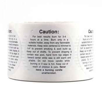 Warning/ Caution Labels (Pillar)