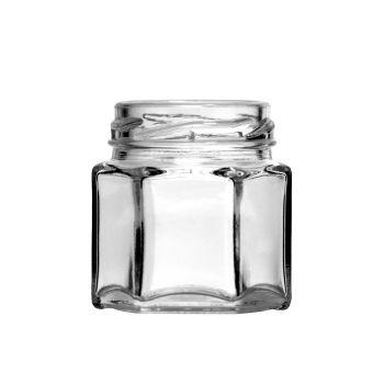 Hexagon Jar 1.5oz