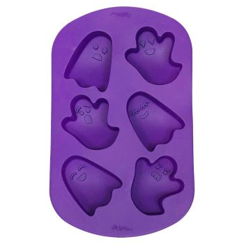 Silicone Ghost Mold - 6 count