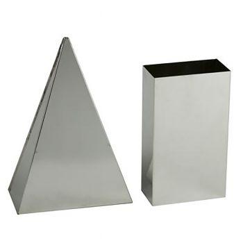 """Pyramid Mold (3"""" x 6 x 9)"""