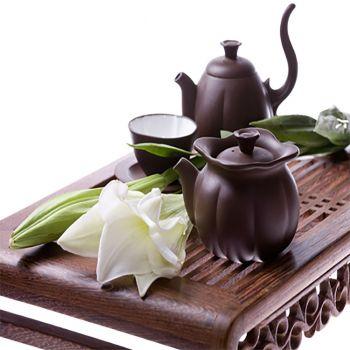 White Tea & Ginger (type)
