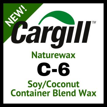 Naturewax C-6 Soy/Coconut Container Wax