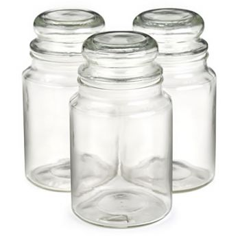 Anchor Country Comfort Jar 26oz w/ Glass Bubble Lid