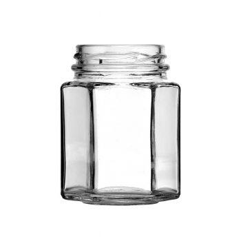Hexagon Jar 3.75oz