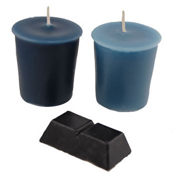 #18 Navy Blue Dye Block