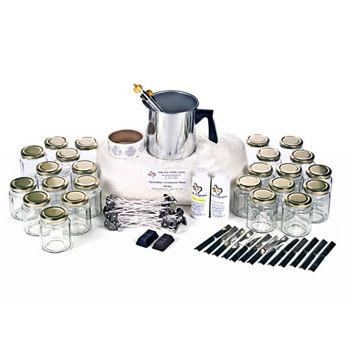 Candle Making Starter Kit - Container (Soy Wax)