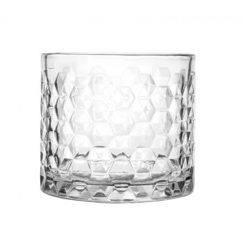 Libbey 3-Wick Hexagon Jar 18.2oz