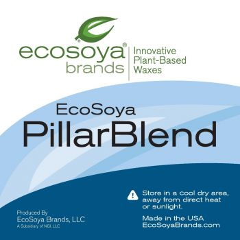 Ecosoya Pillar Blend Wax