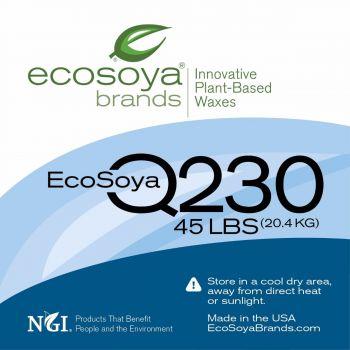 NEW! EcoSoya Q230 Soy Wax