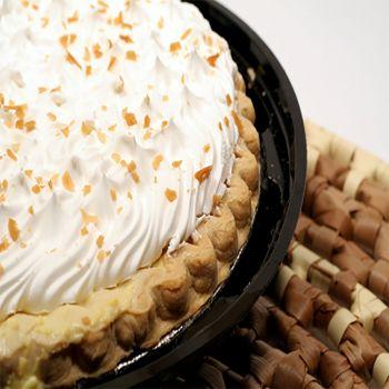 Coconut Créme Pie