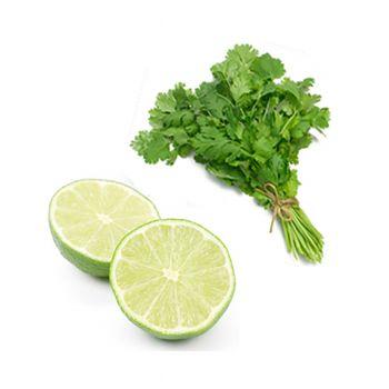 Lime Cilantro