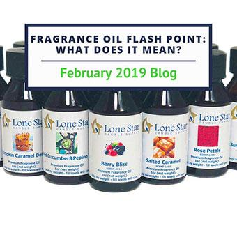 Fragrance Oil Flash Point: What Does It Mean?