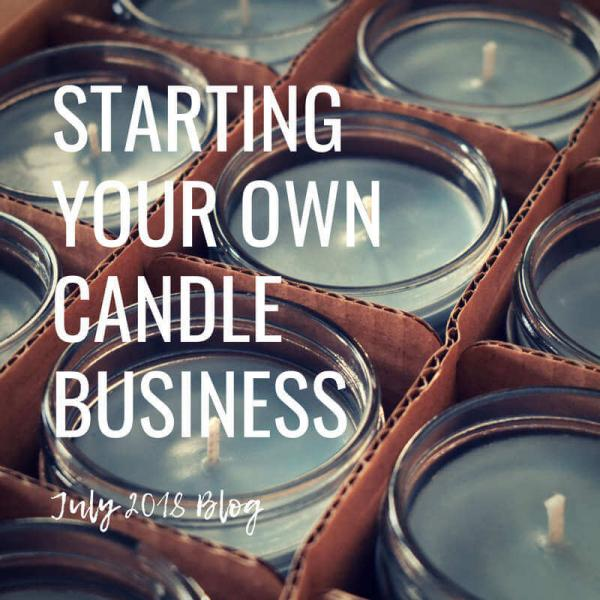 Starting Your Own Candle Business