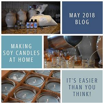 Making Soy Candles At Home