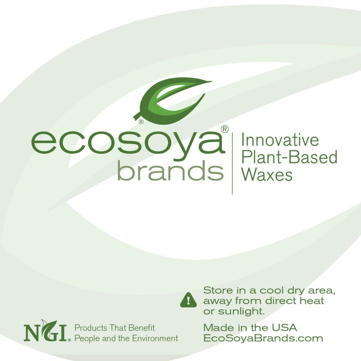 New EcoSoya Quantum Technology Wax
