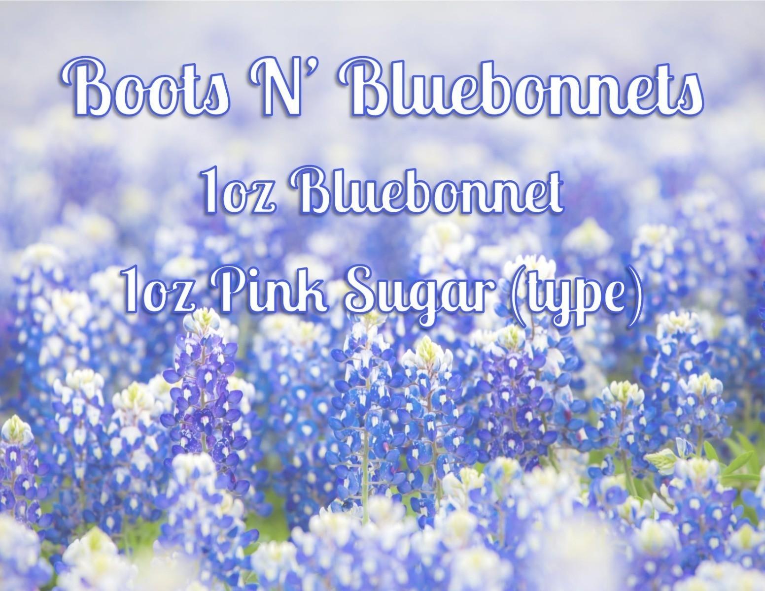 Boots N Bluebonnets