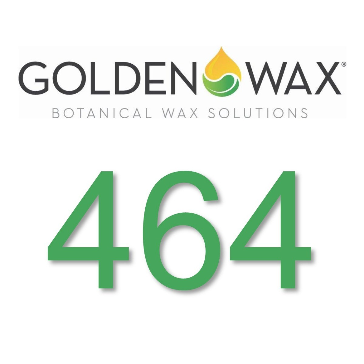 Golden Brands 464 Enhanced Soy Container Wax - Candle Making Wax