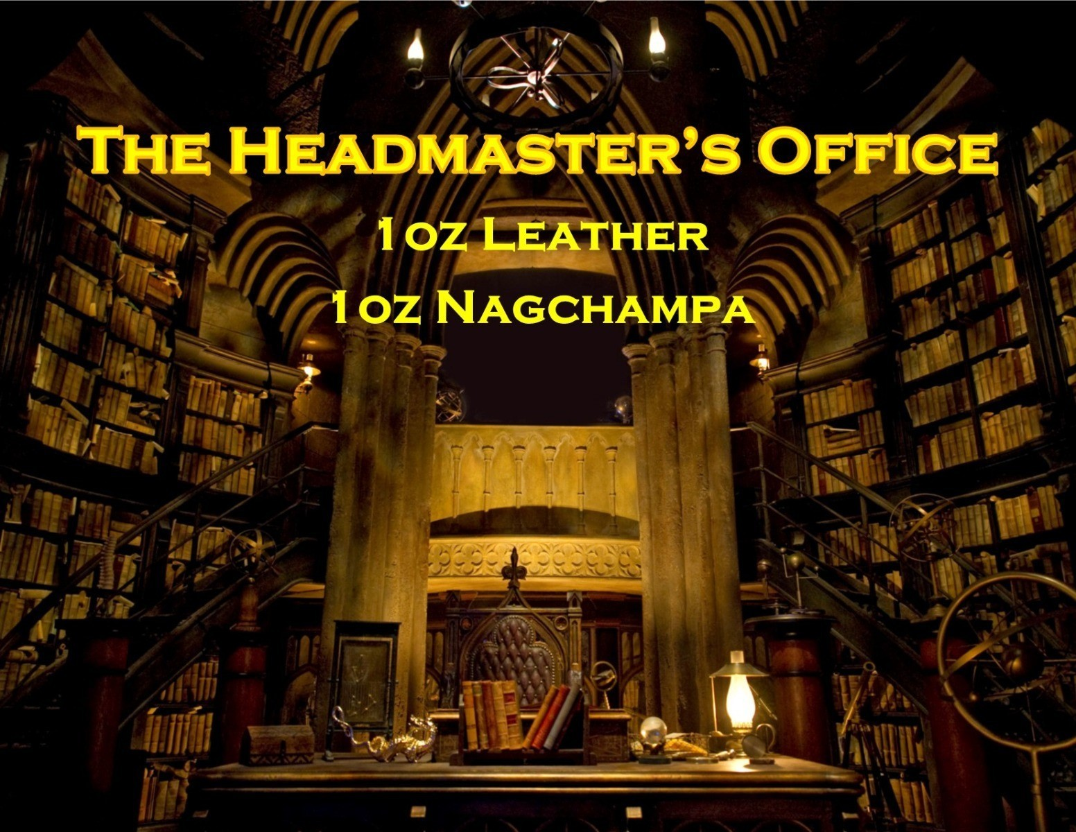 Headmaster's Office