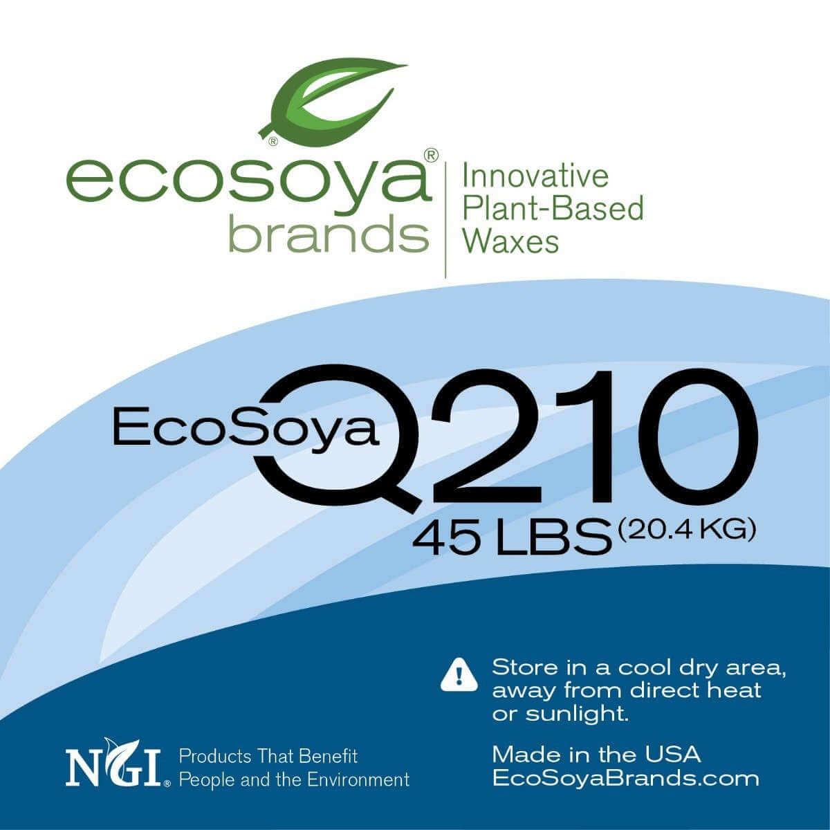 new ecosoya quantum technology waxes